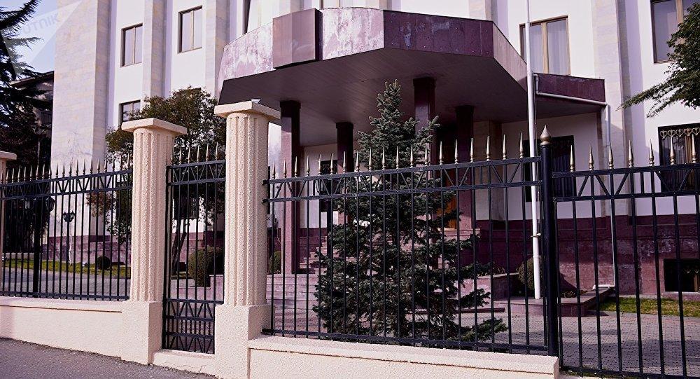 Секция интересов РФ при Посольстве Швейцарии в Грузии