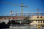 Строительство нового торгового центра и отеля в центре столицы Грузии