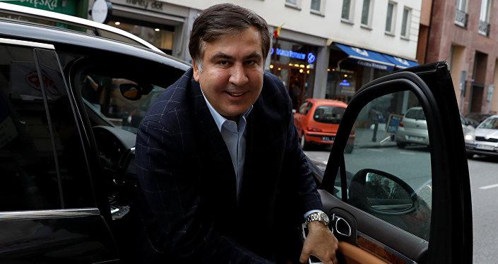 Саакашвили объявил оботсутствии желания организовывать новейшую революцию