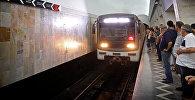 Тбилисское метро. Станция Театр Ахметели