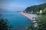 Бархатная осень на черноморском побережье Грузии