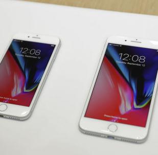 Презентация смартфонов iPhone 8 and iPhone 8 Plus в Калифорнии