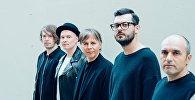 Российская рок-группа Мумий Тролль