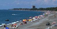 Черноморский курорт Кобулети: бархатный сезон