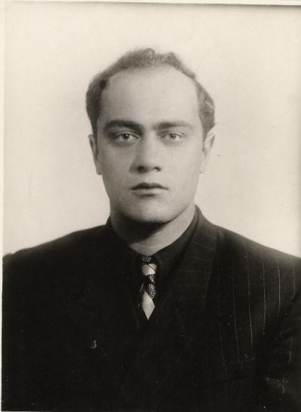 Мераб Мамардашвили, 1952 год