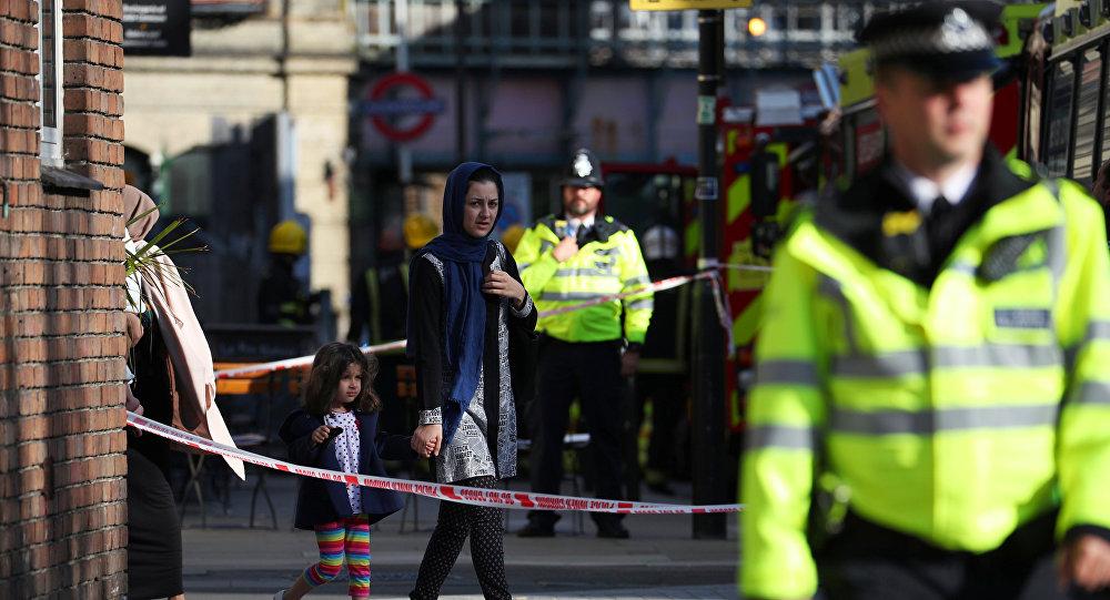 აფეთქება ლონდონში