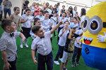 Цветы, улыбки и первоклассники: как в школах Грузии начался учебный год