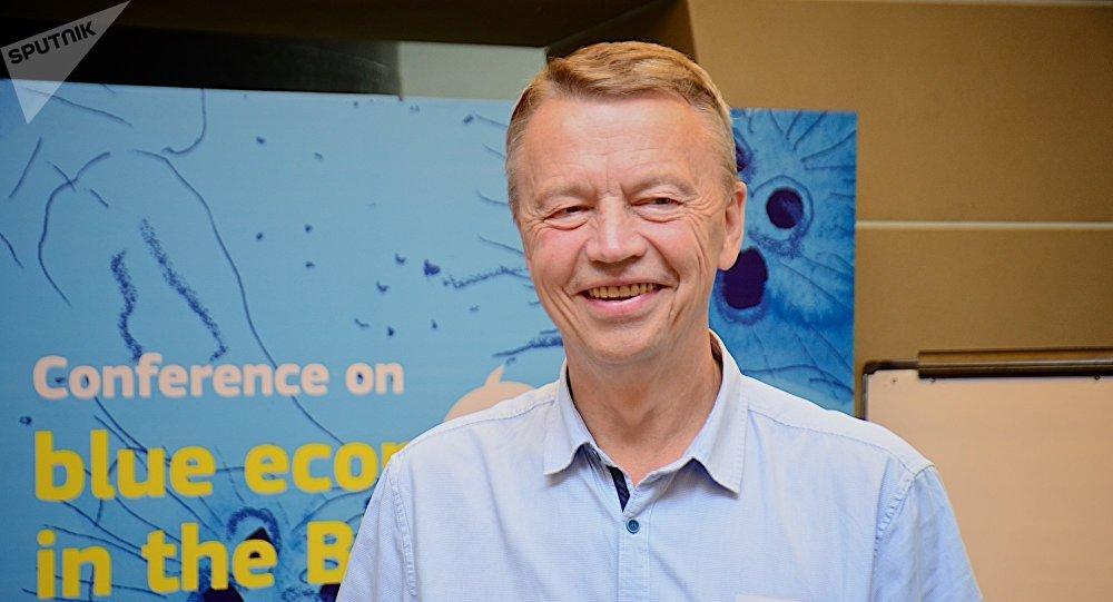 Представитель российской делегации Сергей Ковалев