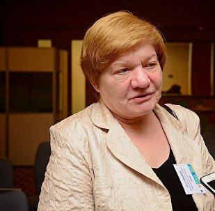 Участница батумской конференции Мариам Макарова