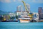 Акватория и морской порт Батуми