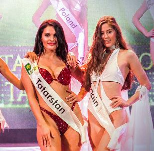 ბათუმში საერთაშორისო სილამაზის კონკურსის Miss and Mister Planet ფინალი გაიმართა