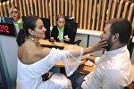 Анастасия Бендукидзе вышла замуж