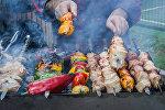 Фестиваль шашлыка в Саирме
