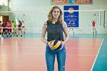 Капитан сборной Грузии по волейболу Тика Чаучидзе