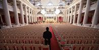 Большой зал Санкт-Петербургской академической филармонии им. Д.Д.Шостаковича