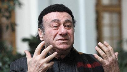 Солист Большого театра Зураб Соткилава