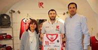 Атакующий защитник сборной Грузии по баскетболу Манучар Маркоишвили подписал однолетний контракт с клубом Реджана