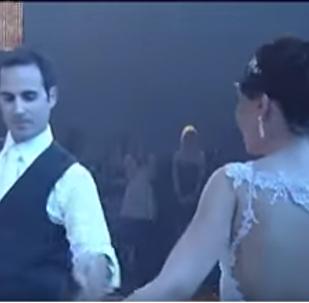ვიდეოკლუბი: ქართული სიმღერა ებრაულ ქორწილში