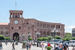 Площадь Республики. Ереван