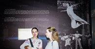 Посетители в доме-музее Вахтанга Чабукиани