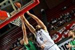 Грузинские баскетболисты проиграли испанцам в Лиге Чемпионов FIBA