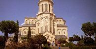Прогулка по Самеба. Достопримечательности Тбилиси