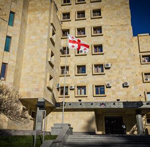 Здание прокуратуры Грузии