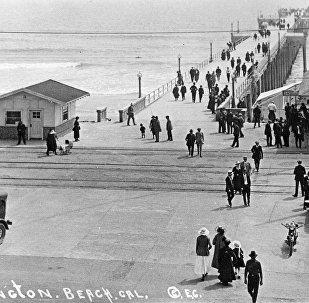 ჰანინგტონის სანაპირო, კალიფორნია, 1930