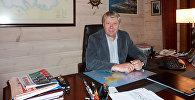 Председатель совета эстонской транзитной фирмы АО Transiidikeskus Анатолий Канаев