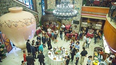 Музей грузинского вина в Китае