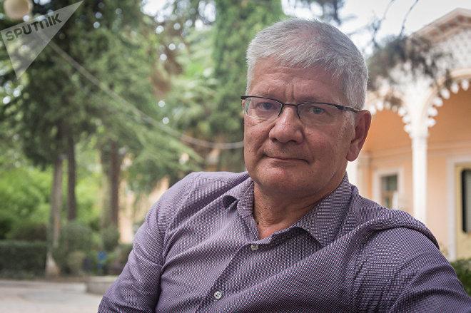 Иностранец Андрей для рубрики Грузия глазами иностранцев
