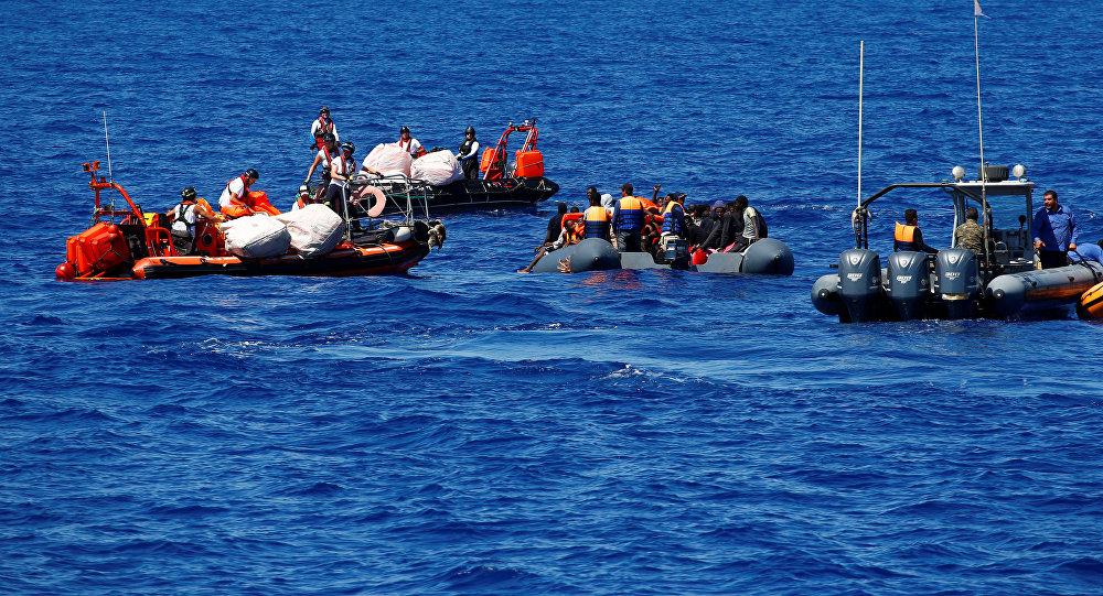 Катер смигрантами затонул уберегов Турции