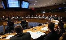 Заседание постоянного секретариата инновационного финансирования