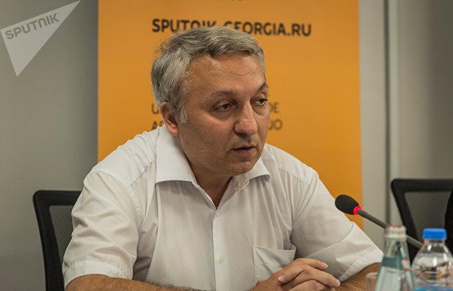 Пресс-конференция российско-грузинские отношения