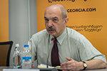 Директор Института стратегии управления Петре Мамрадзе
