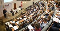На Форуме молодых лидеров Евразии