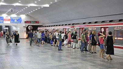 Станция тбилисского метро Варкетили