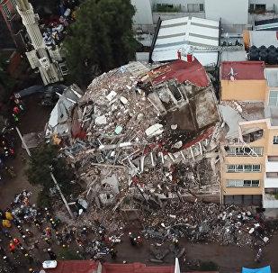მეხიკოში მომხდარი მიწისძვრის შედეგები