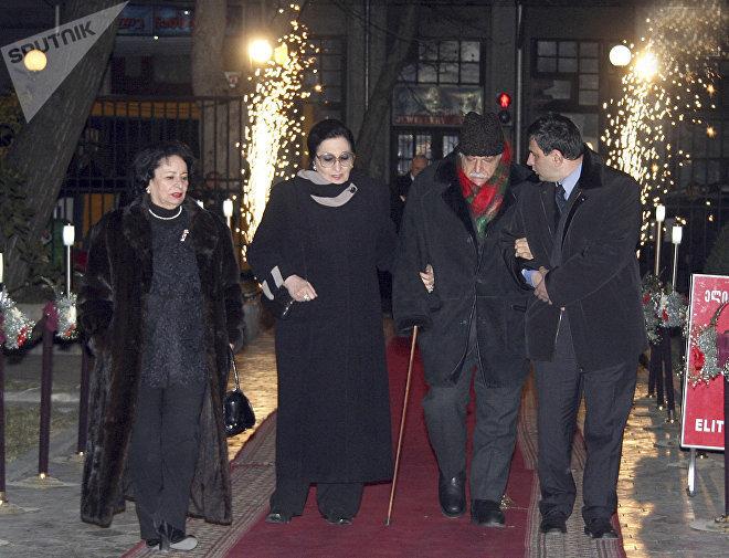 Ушла изжизни национальная исполнительница СССР Цисана Татишвили