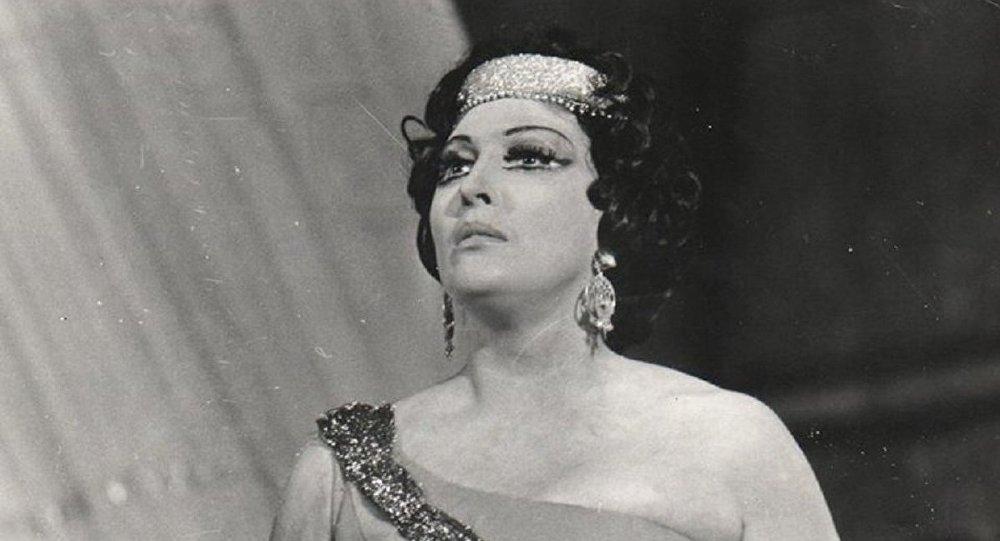 ВГрузии погибла национальная исполнительница СССР Цисана Татишвили