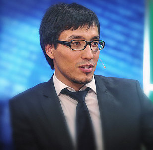 Политический эксперт Дмитрий Абзалов