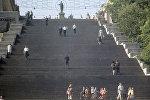 Памятник Арманду Ришелье и Потемкинская лестница