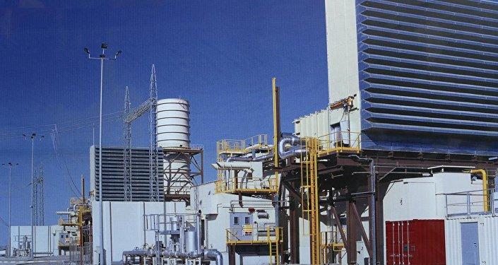 Тепловая электростанция комбинированного типа в Гардабани