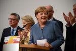 Канцлер Германии, лидер Христианско-демократического союза Ангела Меркель