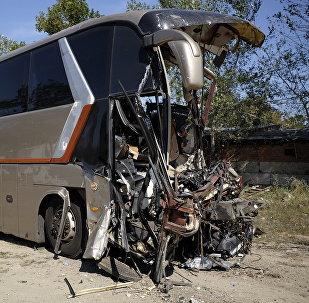 Крупное ДТП с автобусом произошло на Кубани