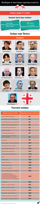 Выборы в местные органы власти в Грузии