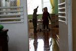 Воспитанники детского дома, архивное фото
