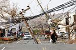 Ураган Мария привел к серьезным разрушениям в Карибском бассейне