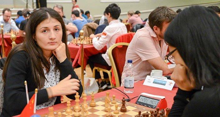 Сборная Азербайджана пошахматам стала чемпионом Европы