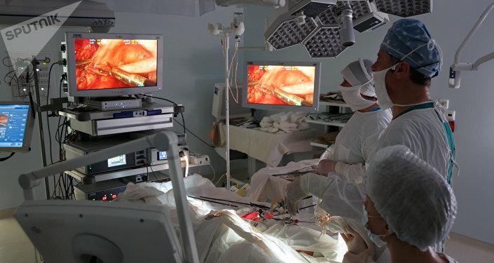 Клиническая больница скорой медицинской помощи в Волгограде